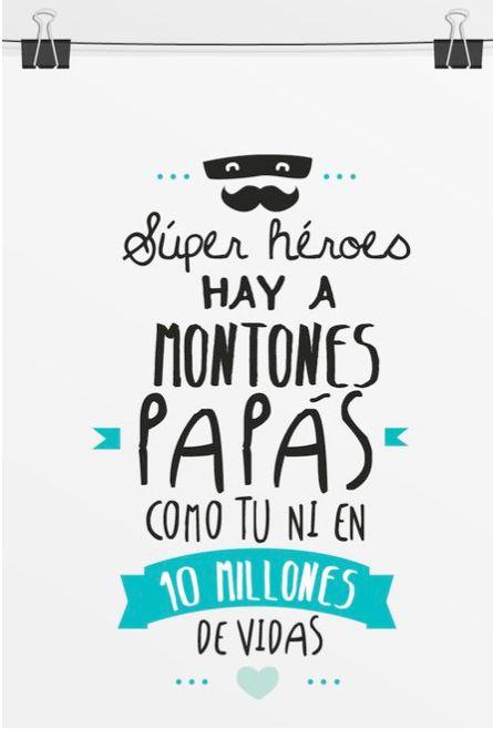 Mensajes bonitos para Día del Padre con frases chidas