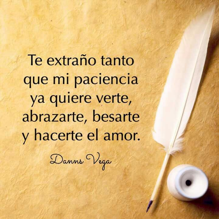 Mensajes de Amor → Te Amo → Te Necesito → Te Extraño → Te