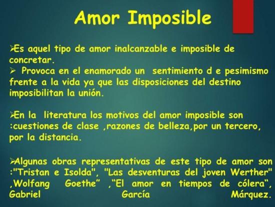 AMOR IMPOSIBLE, Imágenes con Frases Románticas Tristes