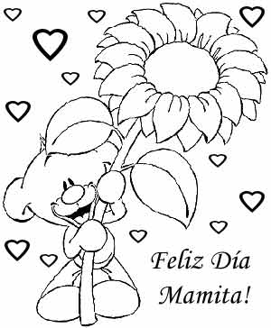 Feliz Dia De La Madre Frases Bonitas Dibujos Y Gifs Animados