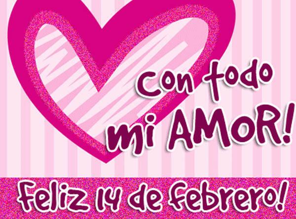 Frases De Amor Para San Valentin Con Imagenes Bonitas De: San Valentin → Frases De AMOR Para SAN VALENTÍN
