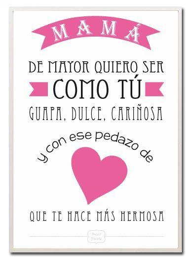 Imagenes De Amor Para El Dia De La Madre 90 Tarjetas Poemas Y
