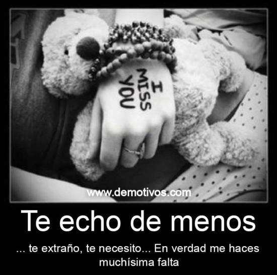 Mensajes De Amor Te Amo Te Necesito Te Extraño