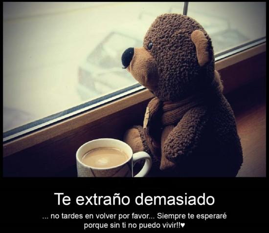 Mensajes De Amor Te Amo Te Necesito Te Extraño Te Quiero