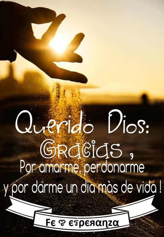 Imágenes Cristianas Frases De Amor Y Agradecimiento A Dios