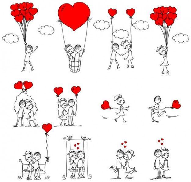 Imágenes De Amor Artisticas Abstractas Ilustraciones Y Dibujos