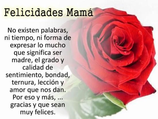 Imagenes Para El Dia De La Madre Con Frases De Amor Puro E Incondicional
