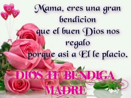 Imágenes Para El Día De La Madre Con Frases De Amor Puro E