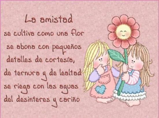 Imágenes Bonitas De Amistad Las Mejores Frases Mensajes