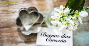 Bonitas Imágenes Frases Y Mensajes De Buenos Días Amor 2018