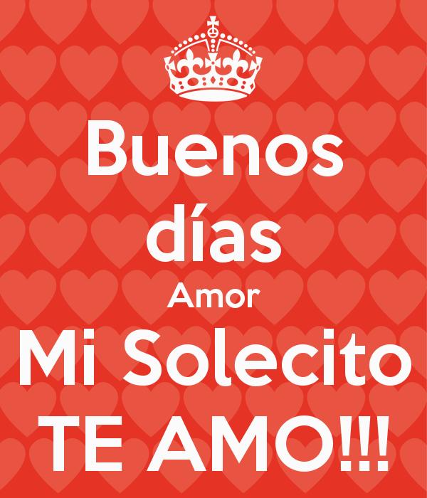 Imagenes De Buenos Dias Amor Mensajes Frases Y Palabras Bonitas