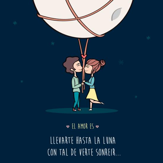 Frases de amor bonitas cortas y románticas
