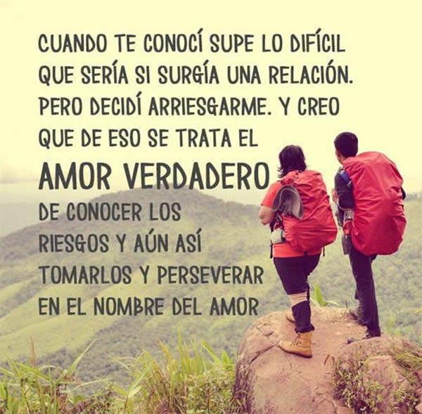 Frases De Amor Bonitas Cortas Y Romanticas Increibles