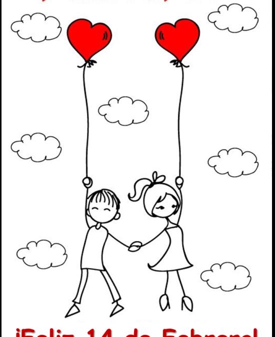 Mensajes, frases e imágenes de amor para San Valentin