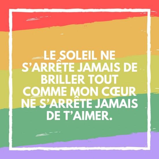 Frases de amor cortas en francés