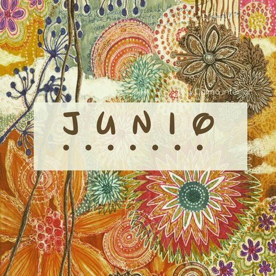 Bienvenido Junio Amor Imágenes Con Frases Y Mensajes Bonitos