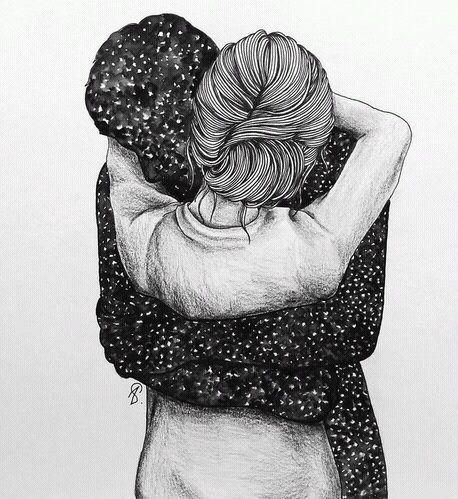 Dibujos de amor tumblr